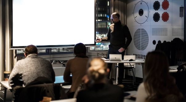Image of Intro Course in Stockholm